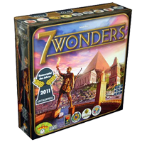 7 Wonders Strategy Board Game