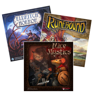Adventure Board Games