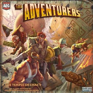 Adventurers: The Temple of Chac