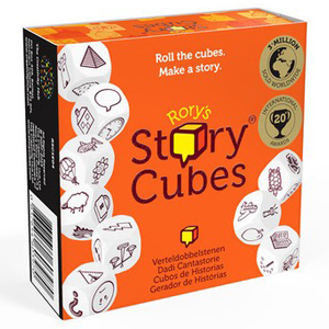 Rory's Story Cubes by Gamewright