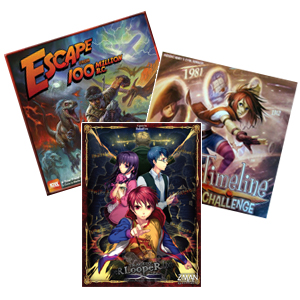 Time Travel Board Games