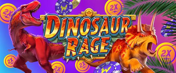 quickspin dinosaur rage software